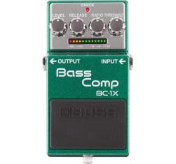 BC-1X Compressor Bass