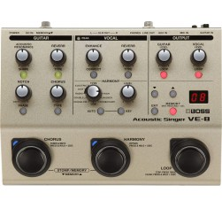 VE-8 Acoustic Vocal Effects