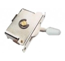 Switch 3 Posiciones Telecaster Blanco