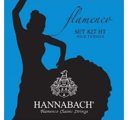 Juego Flamenco 827-HT Azul