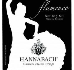 Juego Flamenco 827-MT Negro