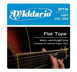 Juego Flat Tops EFT16 12-53