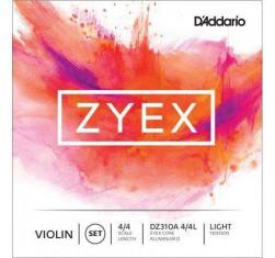 Juego Violín 4/4 Zyex DZ310A Light