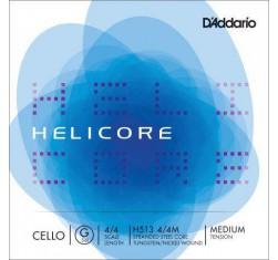 Cuerda Cello Helicore SOL(G) H513 4/4...