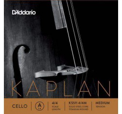 Cuerda Cello Kaplan La (A) KS511 4/4...