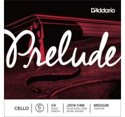 Cuerda Cello Prelude Do (C) J1014 1/4...