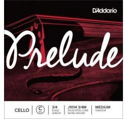 Cuerda Cello Prelude Do (C) J1014 3/4...