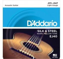 Juego Silk & Steel EJ40 11-47