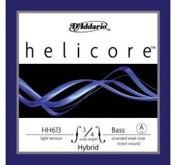 Cuerda Contrabajo 3/4 La(A) Helicore...