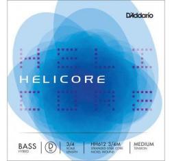 Cuerda Contrabajo 3/4 Re(D) Helicore...