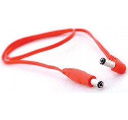 Cable AC Rojo 50 cm