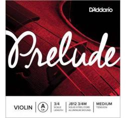 Cuerda Violin 3/4 La (A) Prelude J812...