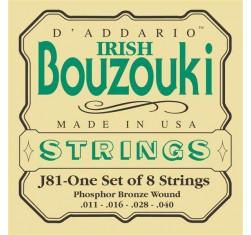 Juego J81 Bouzuki Irlandés