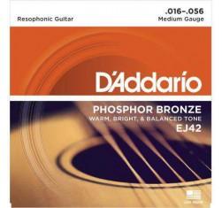 Juego EJ42 Dobro Phosphor Bronze