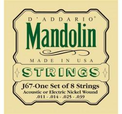 Juego Mandolina J67
