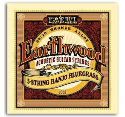 2063 Juego Banjo 5 Cuerdas 9-20/9...