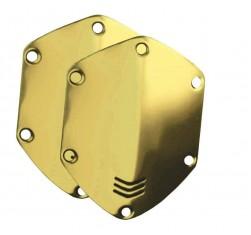 Kit Escudos Gold Auriculares On Ear