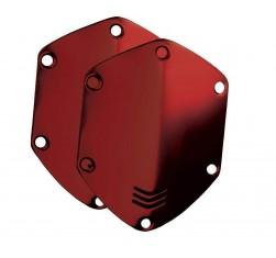 Kit Escudos Rojos Auriculares On Ear