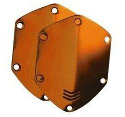 Kit Escudos Sun Orange Auriculares...