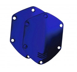 Kit Escudos Midnight Blue Auriculares...