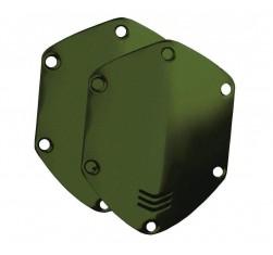Kit Escudos Matte Green Auriculares...
