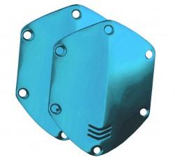Kit Escudos Ocean Blue Auriculares On...
