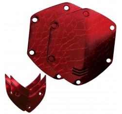 Kit Escudos Croc Skin Red Auriculares...