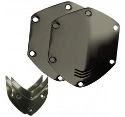 Kit Escudos Gun Metal Auriculares...