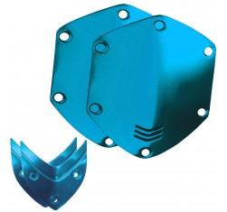 Kit Escudos Azul Océano Auriculares...