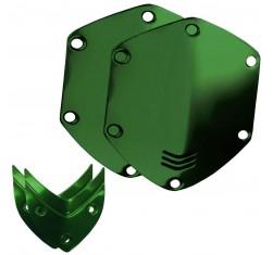 Kit Escudos Hawk Green Auriculares...