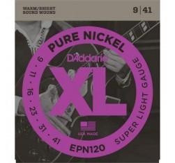Juego EPN120 XL Pure Nickel Super...