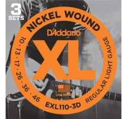 Pack 3 Juegos EXL110/3D 10-46