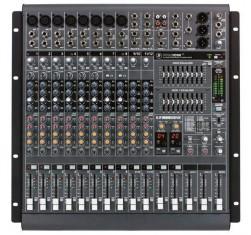 Mezclador Amplif. PPM1012 12CH 1600W