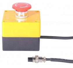Interruptor de emergencia para Laser...