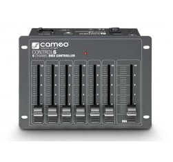 Controlador DMX CLCONTROL6