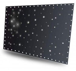 151.201 Cortina de estrellas 3x2m