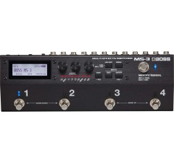 MS-3 Multi Effects Switcher