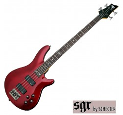 SGR C-4 Bass Metallic Red MRED