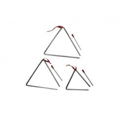 Triángulo 15 cm T6