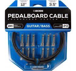 Pedalboard Cable Kit BCK12