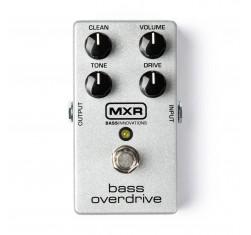 MXR Bass Overdrive M89