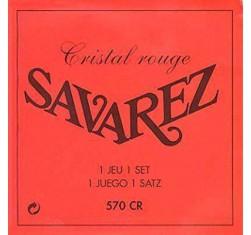 Juego Clásica Cristal Roja 570-CR