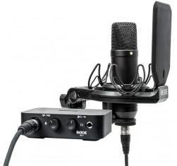 Kit Interface Audio Usb AI-1 y micro...