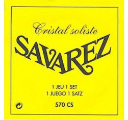 Juego Clásica Cristal Soliste 570-CS