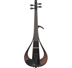 YEV104 BL Violín 4 Cuerdas Negro