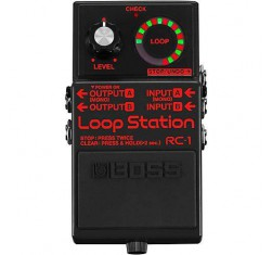 RC-1-BK Loop Station Edición Limitada