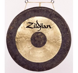 "Gong 34"" Hand-Hammered ZZP0501"