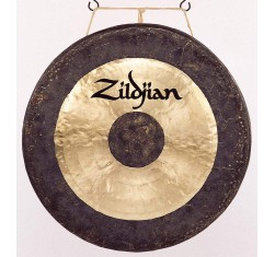 "Gong 40"" Hand-Hammered ZZP0502"