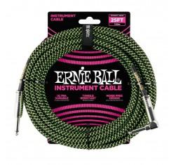 EB6066 Trenzado Negro/Verde Jack/Jack...