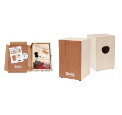 Kit montaje Cajón Flamenco Medium SE-018